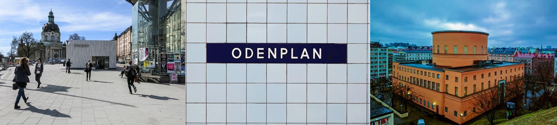 Tandläkare Odenplan